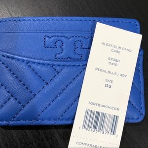 Tory Burch Bags - Tory Burch Leather Card holder